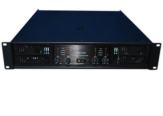 Class AB Pro Sound DJ Equipment Analogue 4 Channel For Pub 4×450W